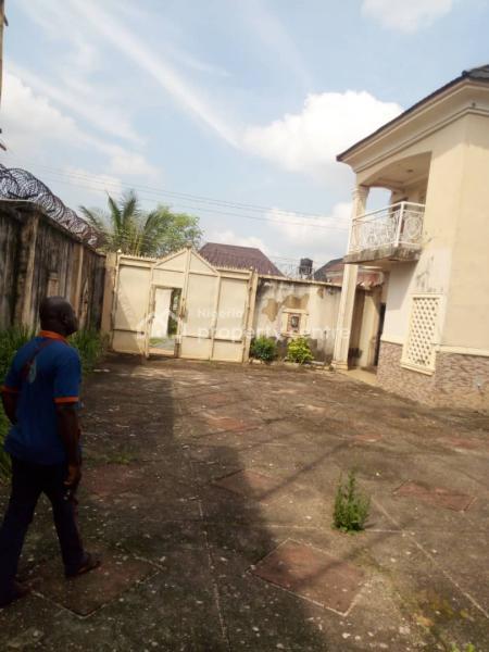 Luxury 4 Bedroom Detached Duplex, Airport Road By Echochin, Enugu, Enugu, Detached Duplex for Sale