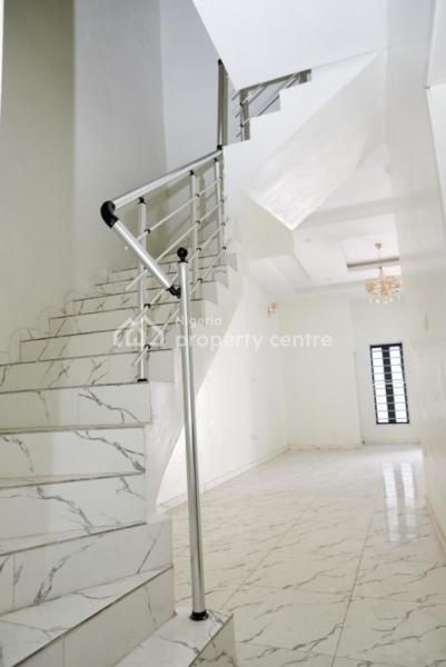 4 Bedroom Semi Detached Duplex with a Maids Room, in a Gated Estate, Ilaje, Ajah, Lagos, Semi-detached Duplex for Sale