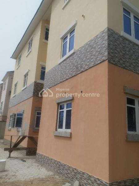 Brand New 3bedroom Flat with B.q on a Tatred Road, Katampe, Abuja, Flat for Sale
