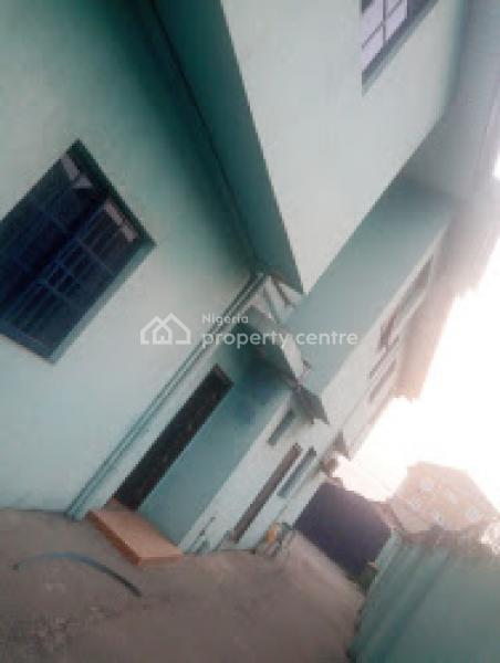 a Lovely Spacious 4 Bedroom Duplex, Off Herbert Macaulay Way, Alagomeji, Yaba, Lagos, Semi-detached Duplex for Rent
