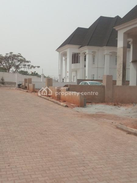 4 Bedroom Fully Detached Duplex with Bq, Diplomatic Zone, Katampe Extension, Katampe, Abuja, Detached Duplex for Sale