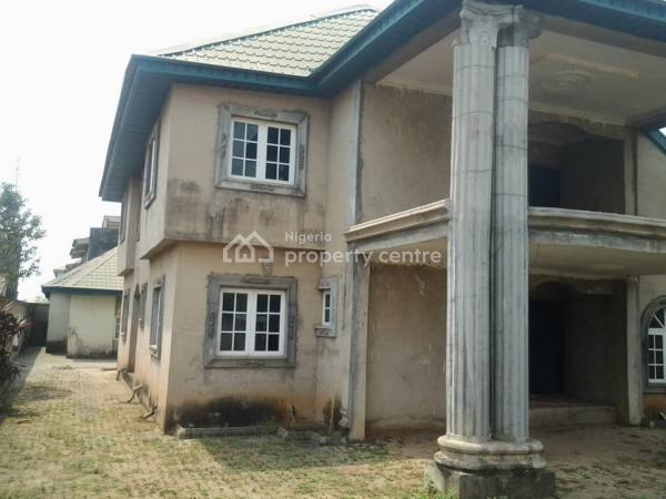 Brand New 5 Bedroom Duplex (90% Completed), Off Lasu-iba Road, Igando, Ikotun, Lagos, Detached Duplex for Sale