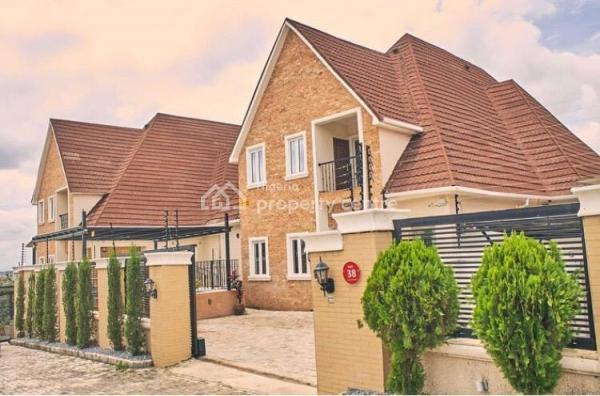 Luxury 4bedroom Detached Duplex, By Copa Cabana Estate, Wumba, Abuja, Detached Duplex for Sale