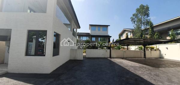 5 Bedroom Fully Detached Duplex + Bq, Banana Island, Ikoyi, Lagos, Detached Duplex for Sale