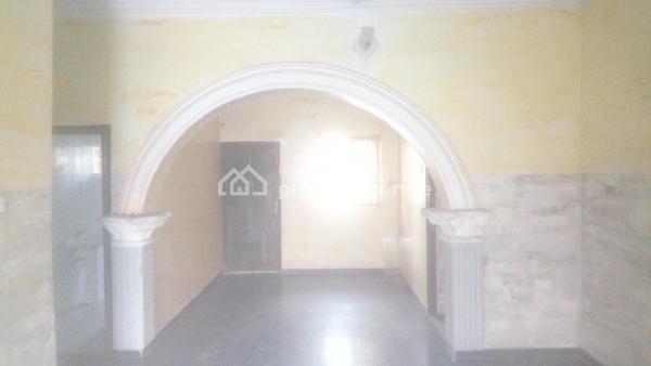 3 Bedroom Flat - 3 Bedroom Apartment with 3 Toilets, Ganiyu Estate, Isawo, Agric, Ikorodu, Lagos, Detached Duplex for Rent