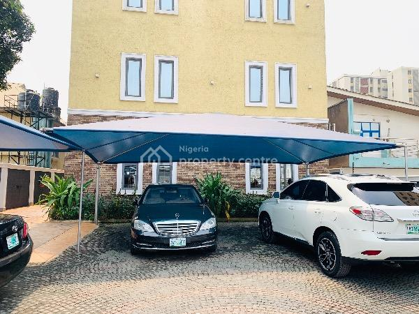 Fully Furnished Service 2 Units of 4bedroom Terrace with a Room Bq, Off Ojo Olobun Street Victoria Island, Victoria Island Extension, Victoria Island (vi), Lagos, Terraced Duplex for Rent