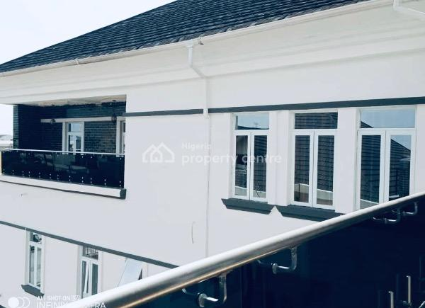 Tastefully Finished 6 Units of 3 Bedroom Terraces with a Room Bq, Folashade Awe Street Off Jide Sawyer Avenue Lekki Right Side, Lekki Phase 1, Lekki, Lagos, Terraced Duplex for Rent