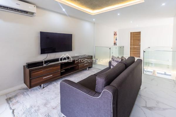 Luxuriously Finished 4 Bedroom Semi Detached Duplex, Lekki Phase 1, Lekki, Lagos, Semi-detached Duplex for Sale
