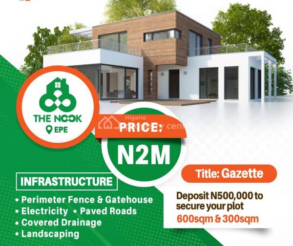 Affordable Gazette Land, Epe, Lagos, Residential Land for Sale