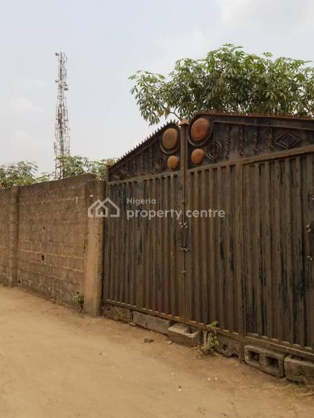 Well Positioned Plot of Land, 3 Oke Street Oke Abiye Ait Raypower Road After Swift Filling Station, Abule Egba, Agege, Lagos, Mixed-use Land for Sale