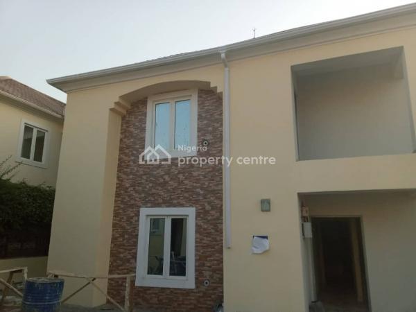 Luxury 4 Bedroom Terrace Duplex, Naf Valley Estate, Asokoro District, Abuja, Detached Duplex for Rent