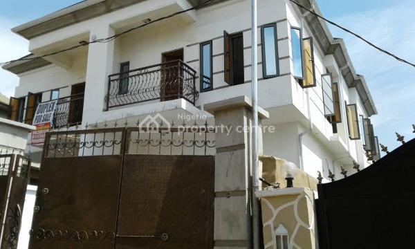 Brand New 4 Bedroom Duplex, Isheri, Magodo, Lagos, Terraced Duplex for Sale