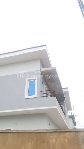 2 Wings of 4 Bedroom Duplex, Agege, Lagos, Semi-detached Duplex for Sale