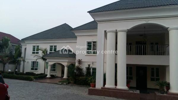8bedroom Detached House with 4sitting Rooms, Swimming Pool, Aso Drive, Asokoro District, Abuja, Detached Duplex for Sale