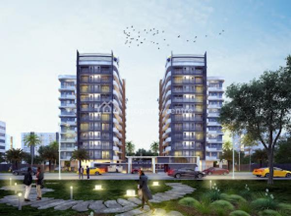 Serviced 3 Bedroom Flat  (offplan), Lekki Phase 1, Lekki, Lagos, Flat for Sale