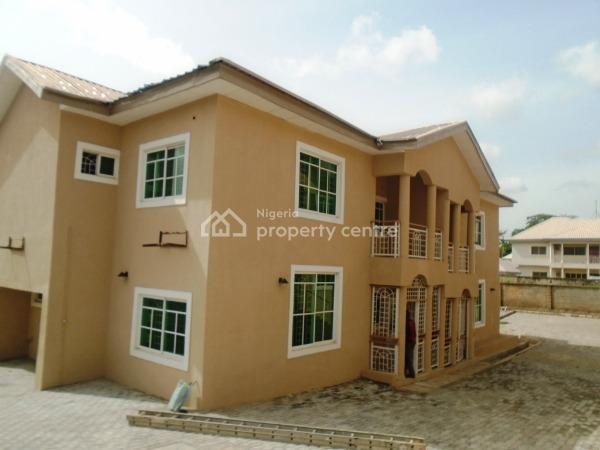 2no.  4bedroom Semi-detached House with 2no Studio Apartment ., No. 1, a Close Off 11 Road Gwarimpa 1 District., Gwarinpa, Abuja, Semi-detached Bungalow for Sale