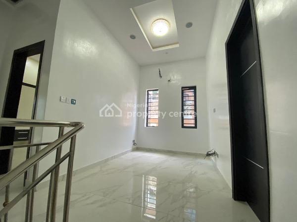 4 Bedroom Semi Detached Duplex, Chevron Drive, Igbo Efon, Lekki, Lagos, Semi-detached Duplex for Sale