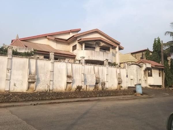 a 5 Bedroom Fully Detached Duplex with 3 Rooms' Bq Sitting on 1,100sqm, Omole Phase 1, Ikeja, Lagos, Detached Duplex for Sale