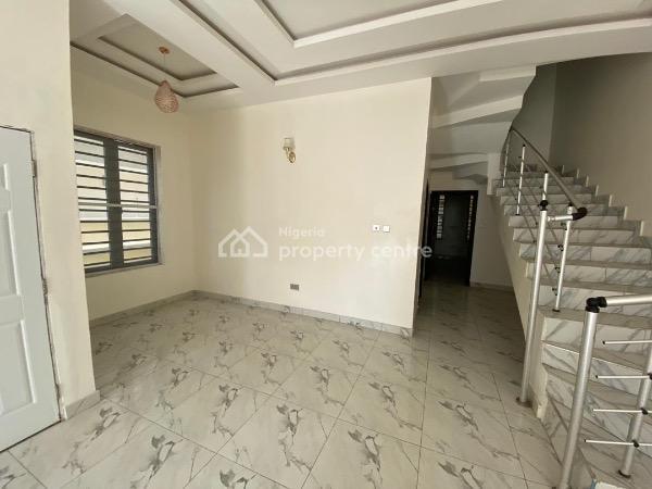 4 Bedroom Semi Detached Duplex, Ado Road, Ado, Ajah, Lagos, Semi-detached Duplex for Sale