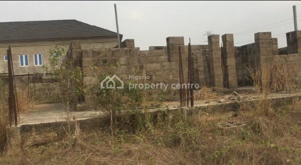 2plots of Land with Structure, By Estate 13, Rccg New Auditorium, Redemption Camp, Km 46, Ogun, Mixed-use Land for Sale