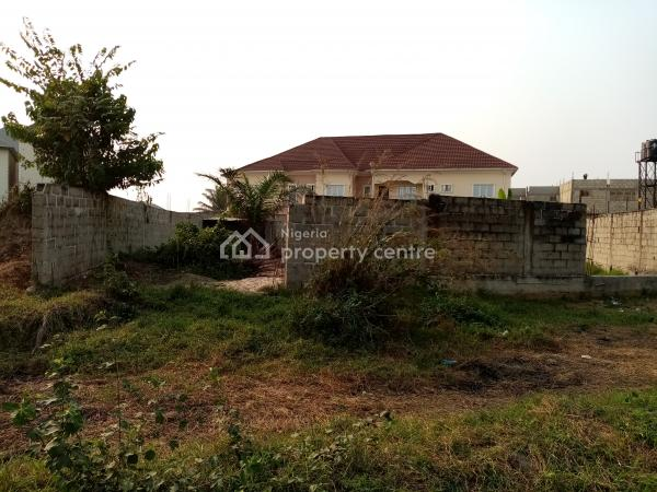 Half Plot of Land, Silverland Estate, Sangotedo, Ajah, Lagos, Residential Land for Sale