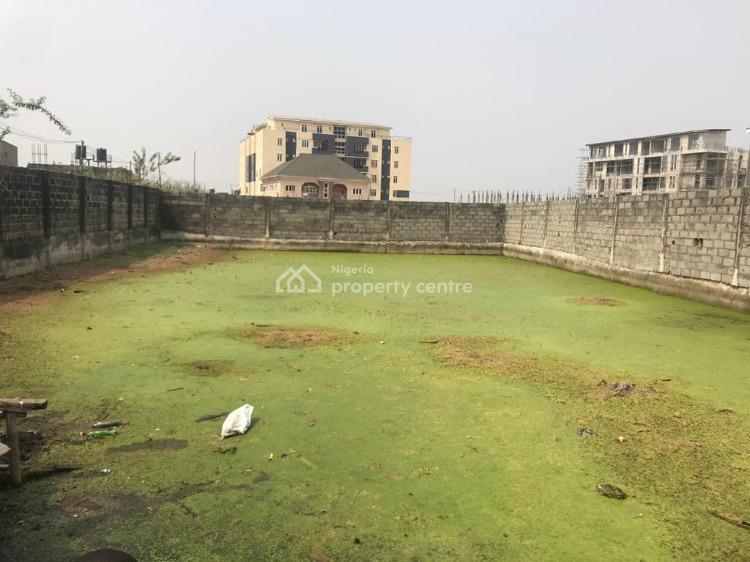 Bare Land 690sqm, Off Freedom Way, Ikate Elegushi, Lekki, Lagos, Mixed-use Land for Sale