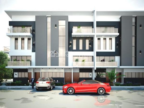 4 Bedroom Duplex, Global Impact Church, Ori-oke, Ogudu, Lagos, Terraced Duplex for Sale