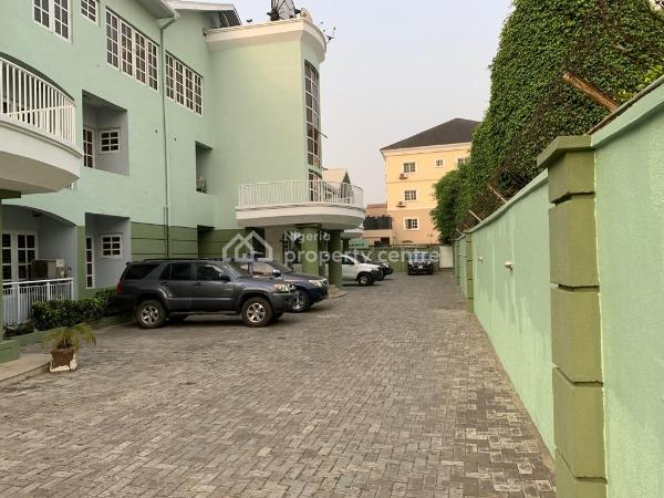 Spacious 3 Bedroom Flat in a Serene and Beautiful Mini Estate, Parkview, Ikoyi, Lagos, Flat for Rent