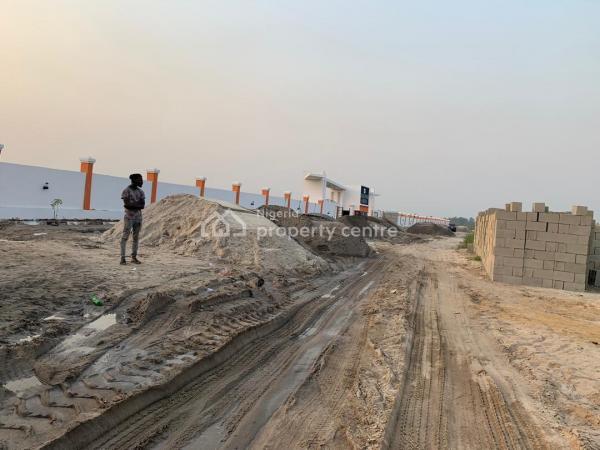 Residential Land in an Estate, Off Lekki-epe Expressway, Sangotedo, Ajah, Lagos, Residential Land for Sale