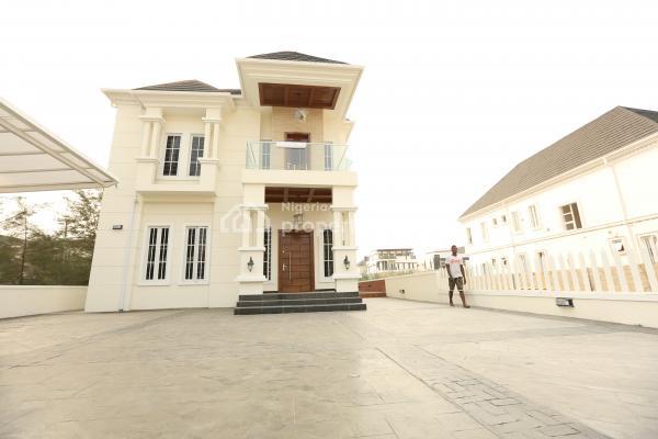 5 Bedroom Royal Castle, Lekky County Mega Mound, Ikota, Lekki, Lagos, Detached Duplex for Sale
