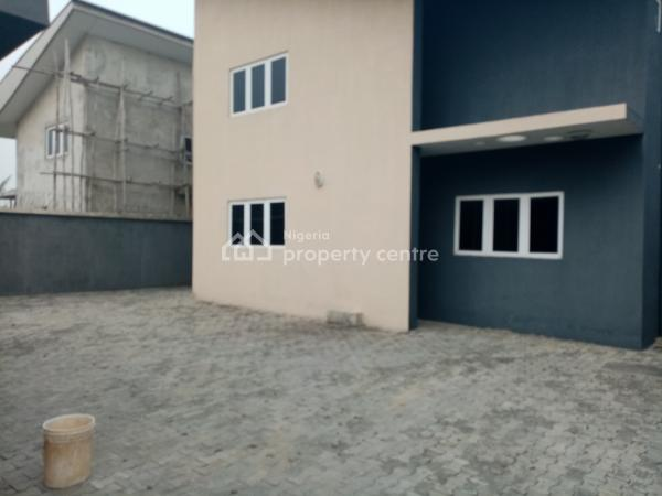 5 Bedroom Fully Detach House with a Bq and Gatehouse, Off Mobil Rd, Lekki Phase 2, Lekki, Lagos, Detached Duplex for Rent
