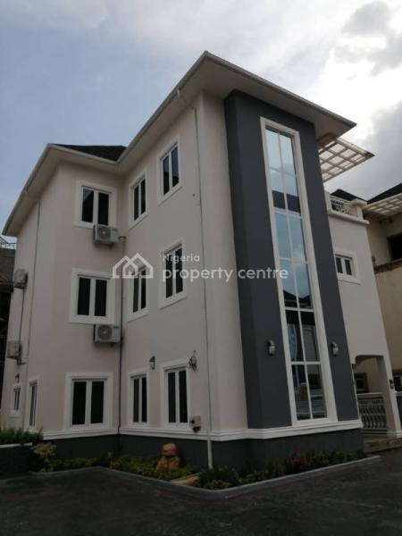 5 Bedroom Duplex with a Room Bq, Located in an Estates of Galadimawa District Fct Abuja, Galadimawa, Abuja, Detached Duplex for Sale