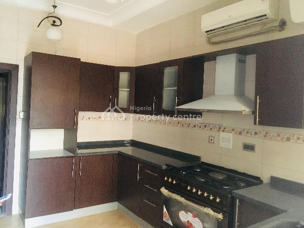 5 Bedroom Duplex with a Room Bq, Located at Jabi District Fct Abuja for Rent, Jabi, Abuja, Semi-detached Duplex for Rent