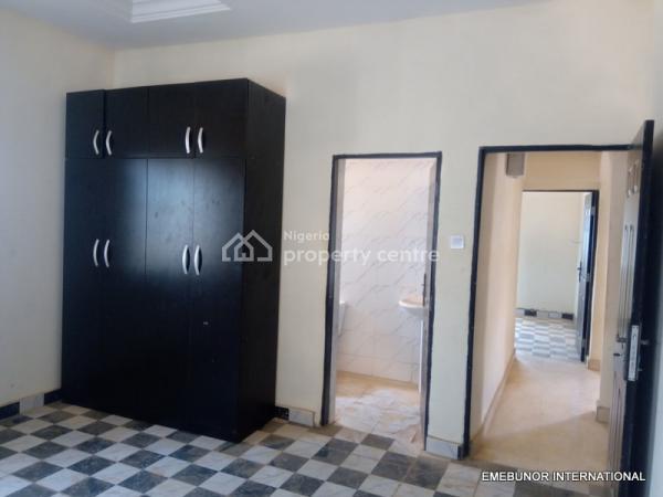 Serene 2 Bedroom Flat with Ample Parking, Kubwa, Kubwa, Abuja, Flat for Rent