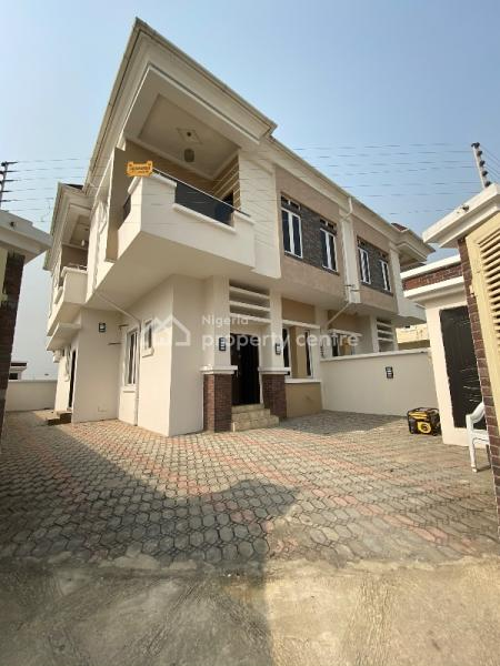 4 Bedroom Semi Detached Duplex, Ajah, Lagos, Semi-detached Duplex for Sale