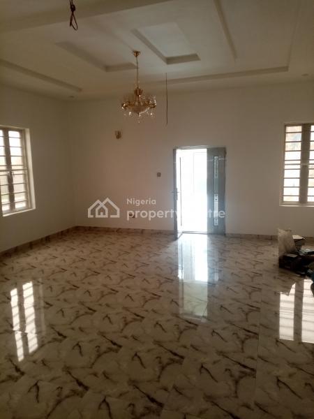 Brand New 4 Bedroom with a Bq. Big Parking Space, Thomas Estate, Ajiwe, Ajah, Lagos, Semi-detached Duplex for Sale