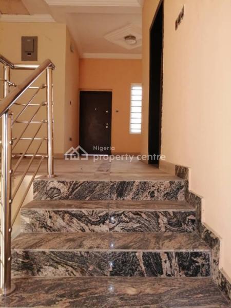 a Block of 2 Nos of 4 Bedroom Duplex Setback with C of O on 1100sq, Ramat Crescent, Gra, Ogudu, Lagos, Detached Duplex for Rent