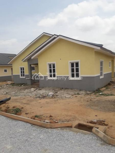 Brand New Three Bedrooms, Kuje, Kuje, Abuja, Detached Bungalow for Sale