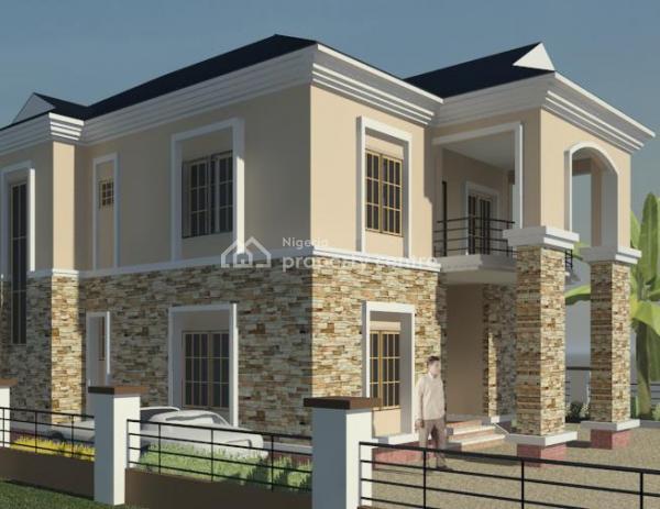 600sqm Duplex Plot and 500sqm Bungalow Plot, Mega City Estate, Lugbe District, Abuja, Residential Land for Sale