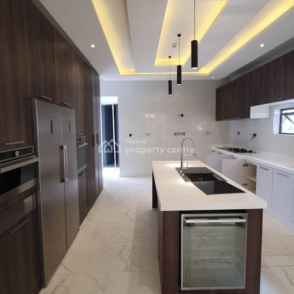 Luxury 5 Bedroom Apartment, Victory Park Estate, Ikoyi, Parkview, Ikoyi, Lagos, Terraced Duplex for Sale