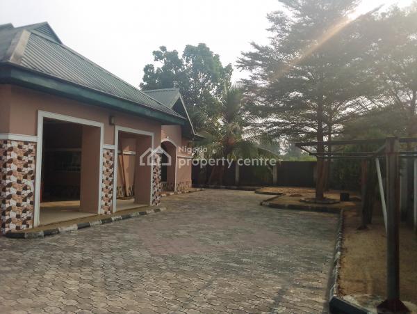 Luxury 4 Bedroom Flat, Akwa Ibom Housing Estate Extension, Uyo, Akwa Ibom, Detached Bungalow for Sale