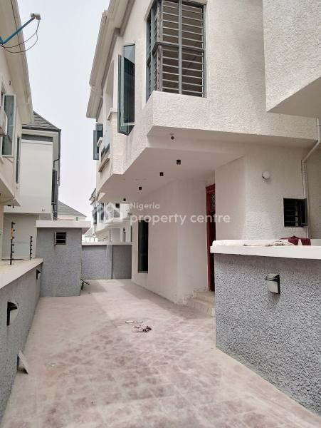 a Lovely 5bedroom Duplex with B/q, Chevron Alternative, Lekki Lagos, Lekki Phase 2, Lekki, Lagos, Detached Duplex for Sale