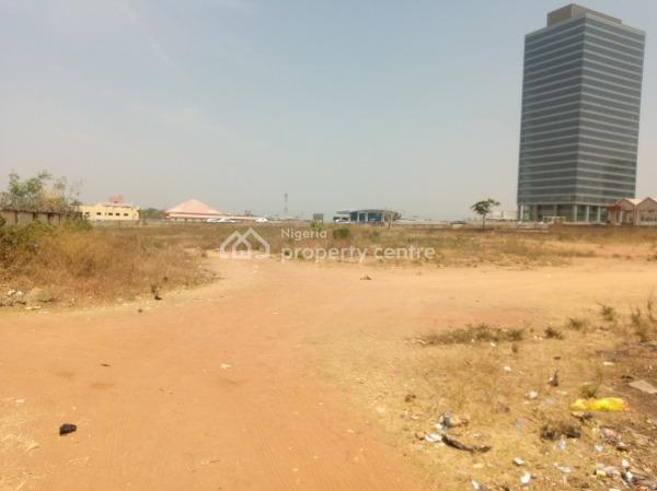 Commercial Landed Property, Central Business District, Abuja, Commercial Land for Sale