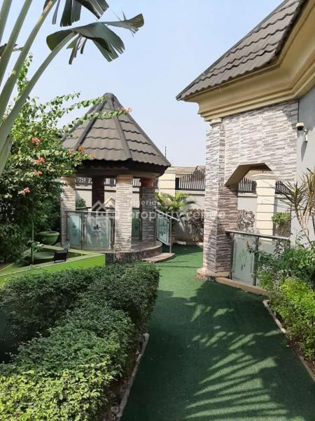5 Bedroom Fully Detached House with Gym House in a Mini Estate, Off Goodwill Estate, Ojodu, Lagos, Detached Duplex for Sale