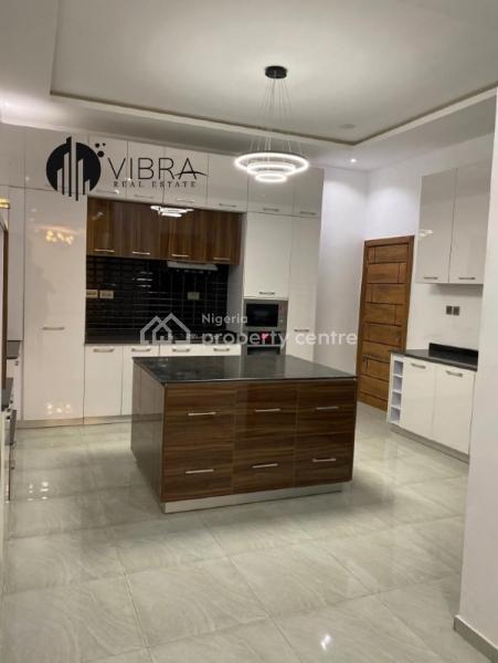 4 Bedroom Luxury Detached Duplex, Lakeview Estate, Ikota, Lekki, Lagos, Detached Duplex for Sale