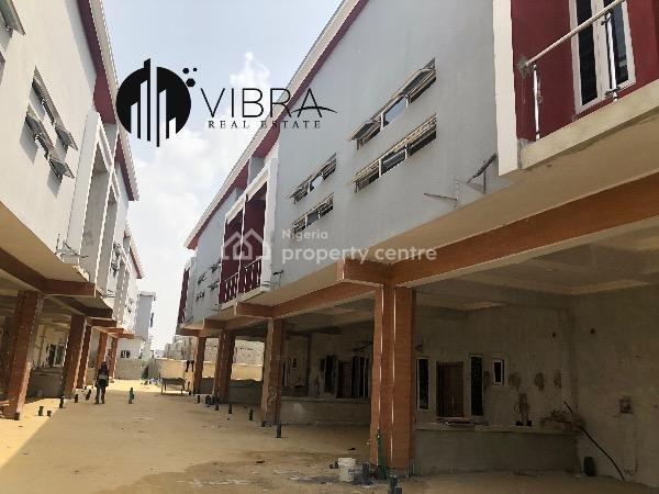 4 Bedroom Terrace Duplex, Orchid Road, Lafiaji, Lekki, Lagos, Terraced Duplex for Sale