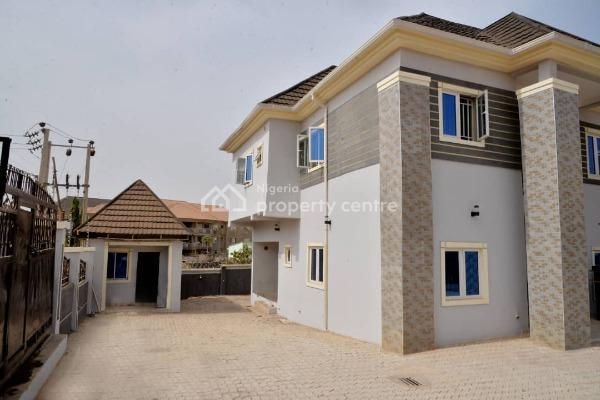 Brand New 4 Bedroom Terrace Duplex, Durumi District, Area 1, Garki, Abuja, House for Sale