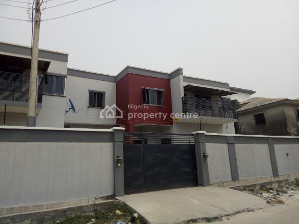 4 Bedroom with Bq Detached, Ologolo, Lekki, Lagos, Detached Duplex for Rent