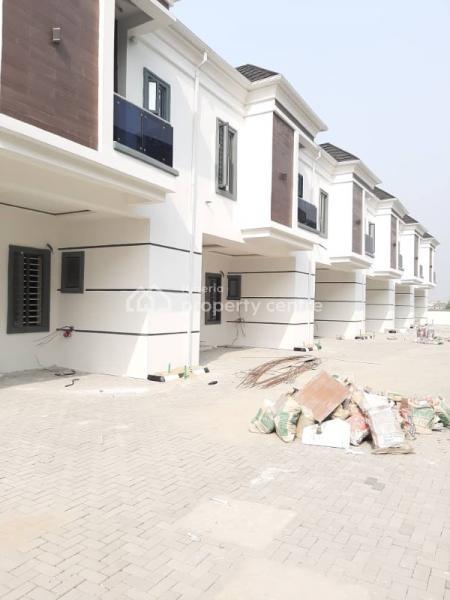 Four Bedroom Terrace, Near Mega Chicken Before Vgc, Vgc, Lekki, Lagos, Terraced Duplex for Sale