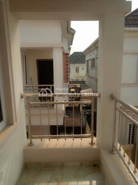 Four Bedroom Semi Detached with One Bq, Ikota, Lekki, Lagos, Semi-detached Duplex for Sale
